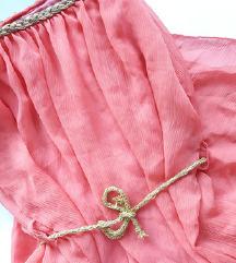 Розов фустан