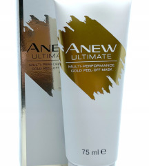 ANEW Ultimate Multi-performace Gold peel-off Mask