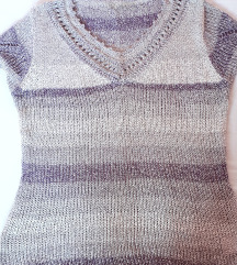 Lilava bluza