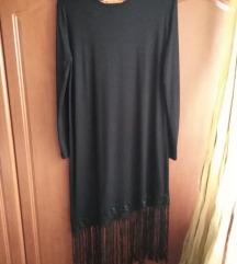 Фустан со реси туника