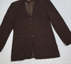 Crno palto sako