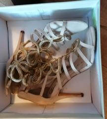 Кожни луксузни Бата сандали