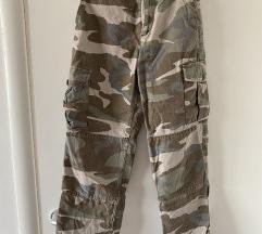 Topshop vojnicki pantaloni