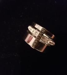 Bvlgari titanium prsten