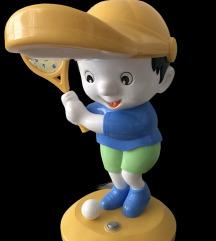 Детска столна ламба