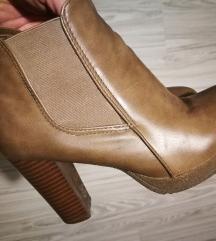 Кожни камел чизми
