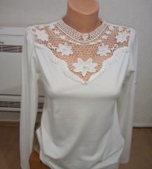 Блуза-рез