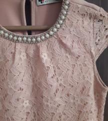 Чипкана блуза