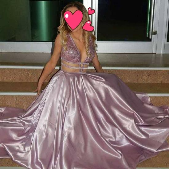 Mojot omilen svecen fustan