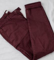 Летни долги класични панталони