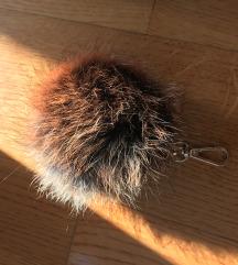 Privezok za tasna od lisica