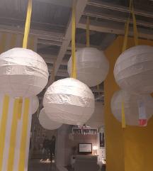 Luster od IKEA-nov