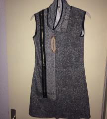 Фустан со додаток ролка