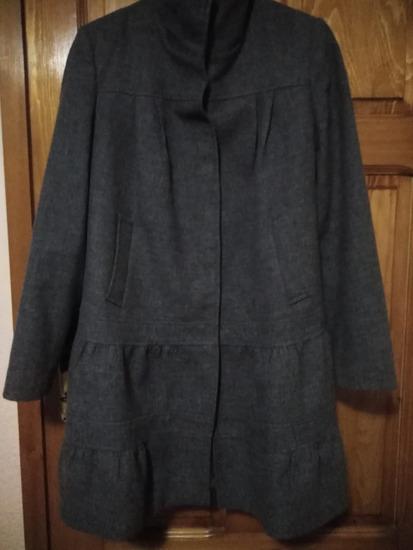Preubavo koton palto mantil 38