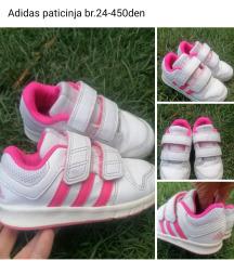 Adidas paticinja