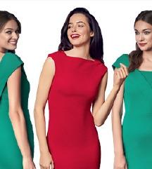 Avon zelen fustan 42