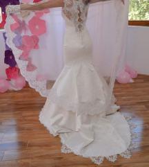 Невестински фустан (двоен)