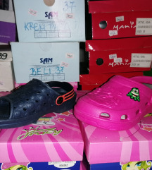 Novi detski papuci