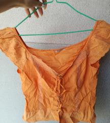 Портокалова маица