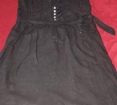 Crn fustan -len
