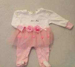 Novo fustance body bebe