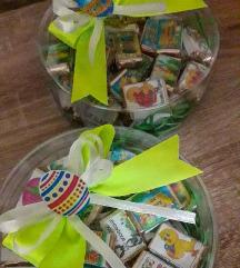Велигденски чоколатца