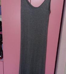 Siv fustan do nad gluzdovi