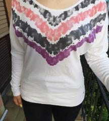 ROXY блуза на долги ракави