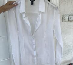 MANGO bela koshula