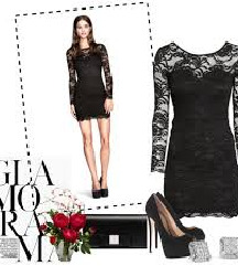 H&M DRESS NEW
