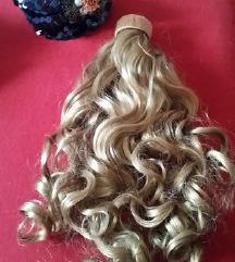Rep blond i vence dekorativno