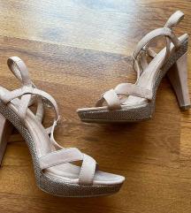 BATA сандали  (облечени еднаш - како нови)