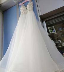 Се изнајмува венчаница