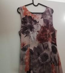 Летен попуст - Летен цветен фустан