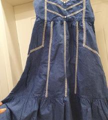 H&M novo fustance so etiketa
