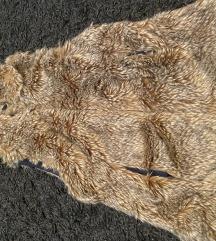 Zara kids fur vest