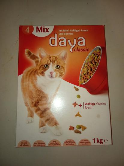 Hrana za macki