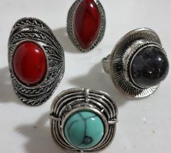 Уникатни прстени 1 за 100, 2 за 150ден.