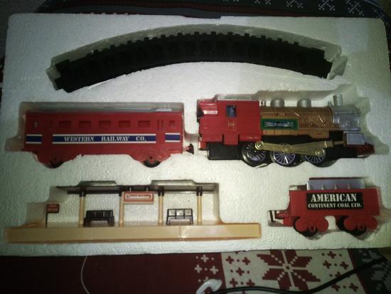Western express train НОВ