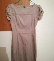 Крем фустан како нов
