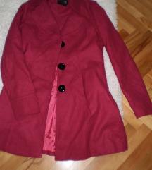 Tally Weijl novo pink palto za samo 400 den
