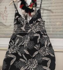 Crno bela tunika rezz