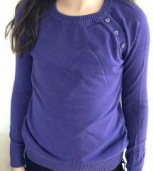 Зимска детска блуза за 10-11 години, 140-146 см.