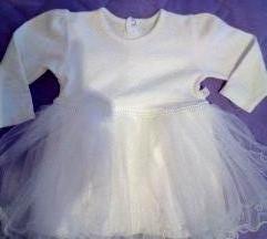 Novo fustance 3- 6 mes