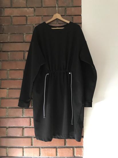 Oversized фустанче