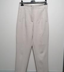 Krem Zara pantoloni