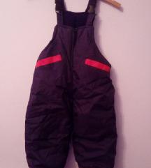 Zimski -ski pantoloni