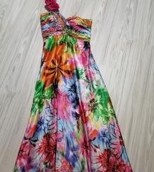 Cinderella eleganten fustan br. 16 l_xl