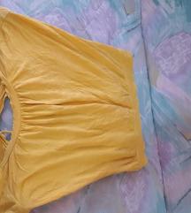 Жолта блузичка