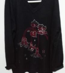 Bluza za pokrupni xxl Rezz